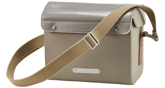 Brooks Isle of Skye Handlebar Bag dove